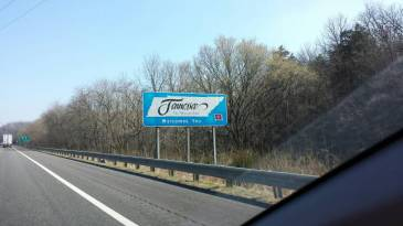 Tennessee Sign Insta
