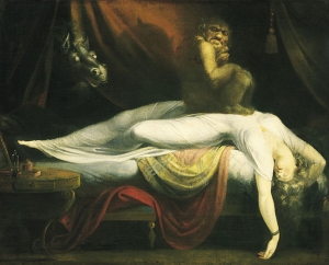 henry fuseli the nightmare 1781